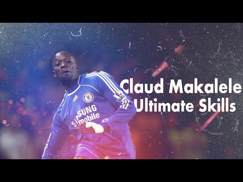 Claude Makelele ● Ultimate Skills ●  #Legend ᴴᴰ