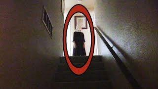 Ghost Girl appears! Season 15 Ep. 4 of vlog webseries featuring teen girl mystery apparition