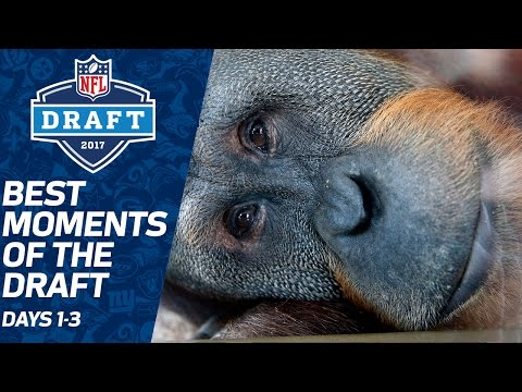 Best Moments From 2017 Nfl Draft