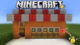 Como fazer Separador Itens Minecraft PE/PC/PS4/Xbox