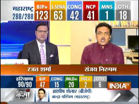 Member of Parliament Sanjay Nirupam speaks with India TV Exclusively.