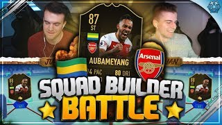FIFA 19: IF AUBAMEYANG Squad Builder Battle 💥😍🇬🇦