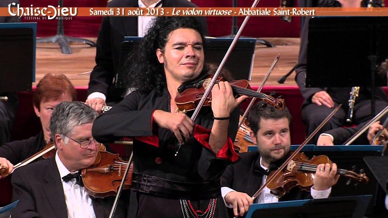 le violon virtuose festival de la chaise dieu 2013