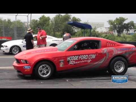 Smoking Cobra Jets | AutoTrader Classics | 2012 Mid America Ford & Shelby Nationals