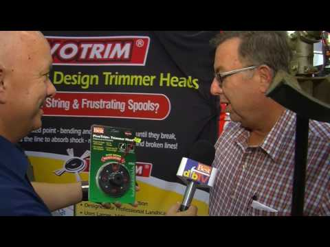 Best Garden™ PivoTrim® trimmer head at Do it Best®