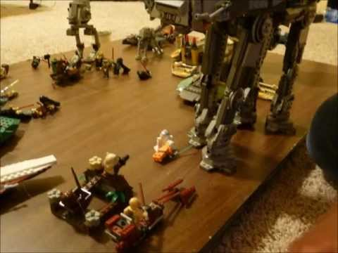 Assisted Suicide - Star Wars lego ethics
