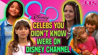 Disney Channel Shows You Didn't Know Your Fave Celebrities Were Once On