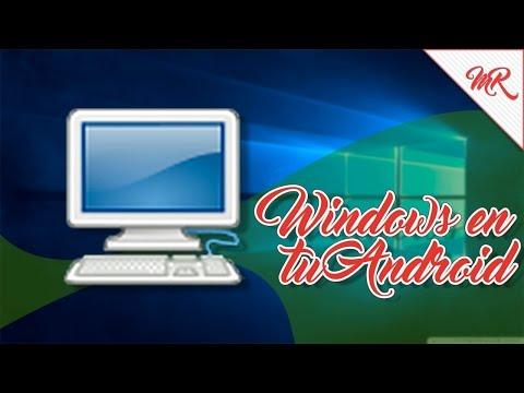 Windows en tu Android SIN ROOT ◊ Marcos Reviews