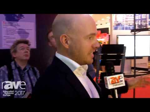 ISE 2017: InventDesign Demos A'DAM Experience Replication with Creative LED Light Solution