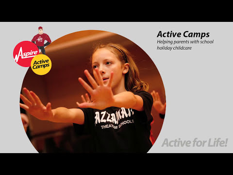 Aspire Active Camps Case Study - Gemma Batchelor