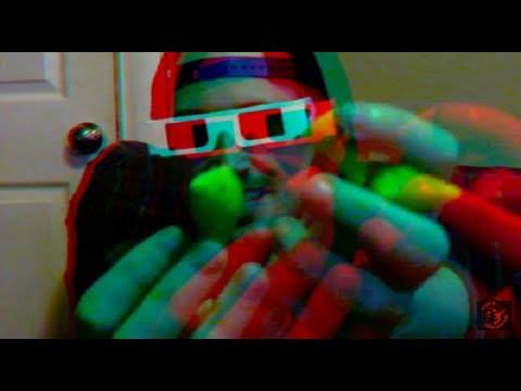 Brad Tries 3D Doritos...IN 3D!!