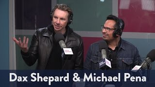 "Dax Shepard and Michael Pena on Working Together for ""Chips"" 