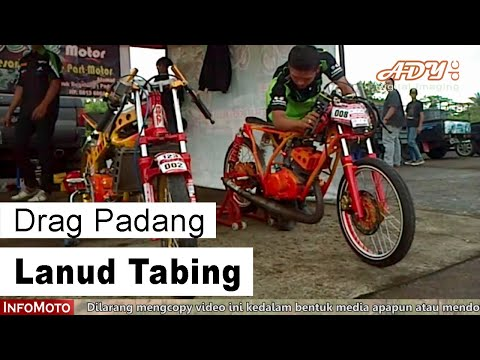 Drag Racing Padang 30 Desember 2012 Lanud Tabing Official Hd image