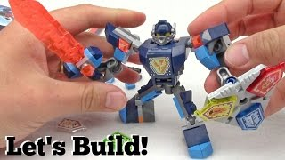 LEGO NEXO KNIGHTS: Battle Suit Clay 70362 - Let's Build!