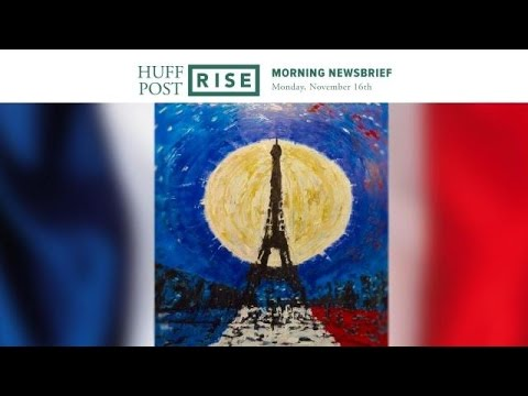 HuffPost RISE News Brief: France Bombs Isis