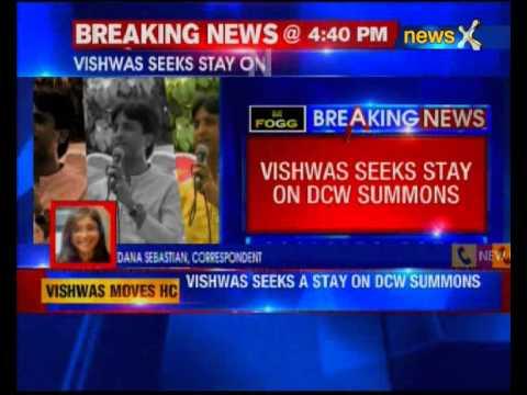 Kumar Vishwas moves High Court against DCW