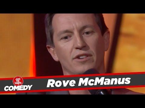 Rove McManus Stand Up -  2013