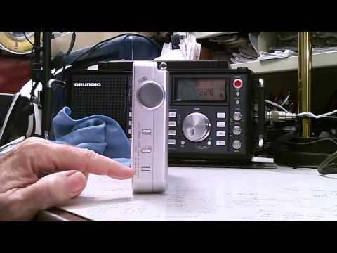 TRRS #0194 - Sangean ATS-909x Shortwave Radio