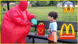 WHO Stole My Happy Meal | McDonald Fun Pretend Play Toy Kitchen Set |  Jai Bista Show