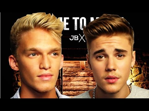 Justin Bieber & Cody Simpson 'Home To Mama' For Selena Gomez