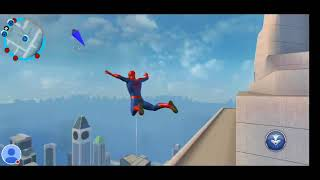 My The Amazing Spider-Man 2 game play(Spidey 🕷️ vs electro⚡)