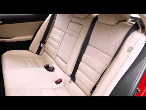 2014 Lexus IS 250 Video