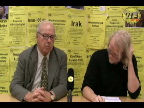 Utpost.org: Hans Blix about the UN and the war in Iraq