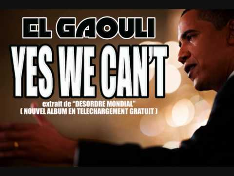 EL GAOULI yes we can t [Prod:El gaouli]