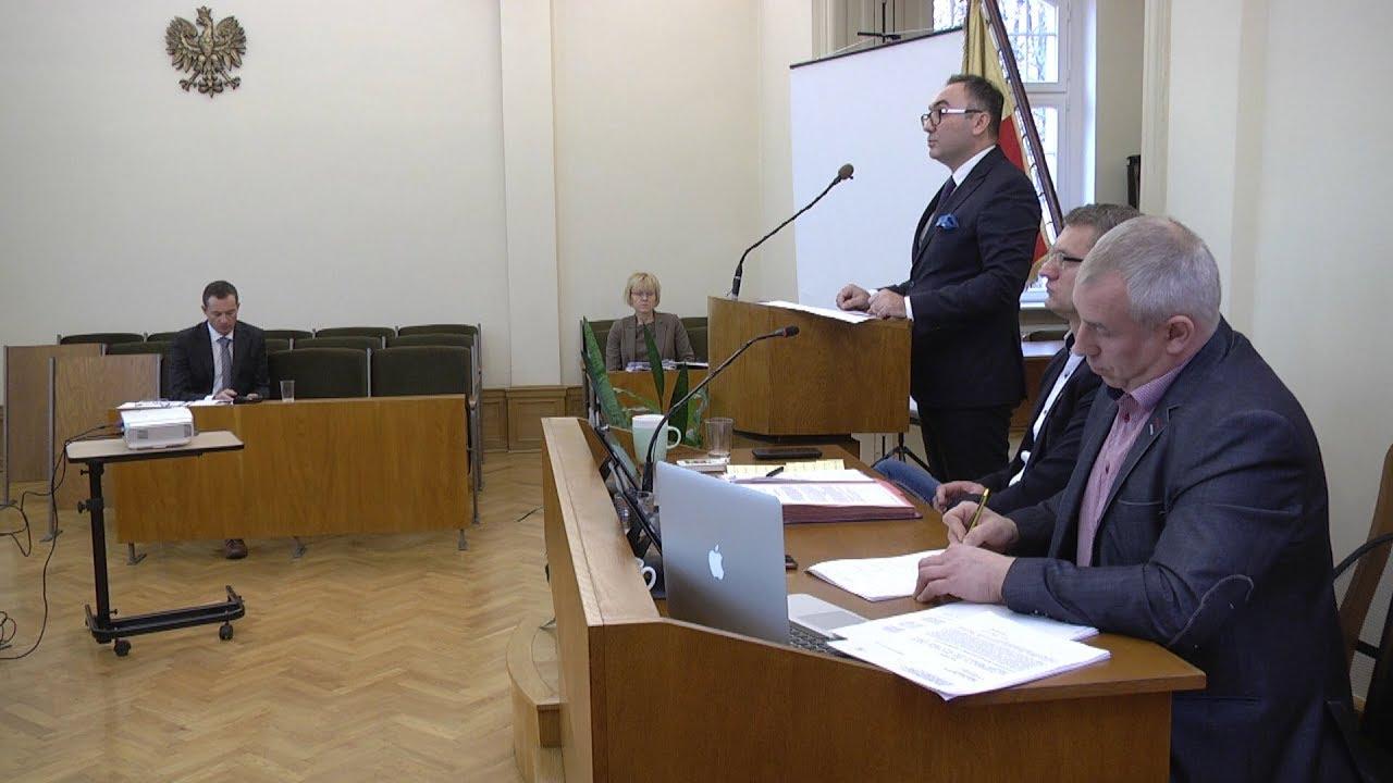 XXII sesja Rady Miejskiej, część II