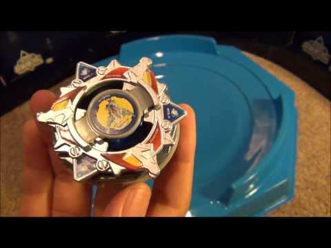 Beyblade G Revolution WOLBORG 4 Unboxing + Review