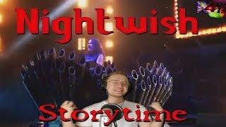Nightwish - Storytime (live) reaction