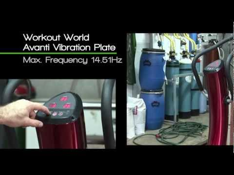 Whole Body Vibration Training Exercise Machine Reviews - Engineering Tests