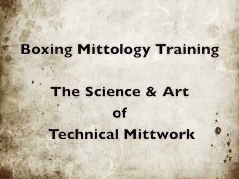 Coach Rick: The Savage & Serene Art of Boxing Padwork - The Flow and Ebb of Mittology in Motion Image 1