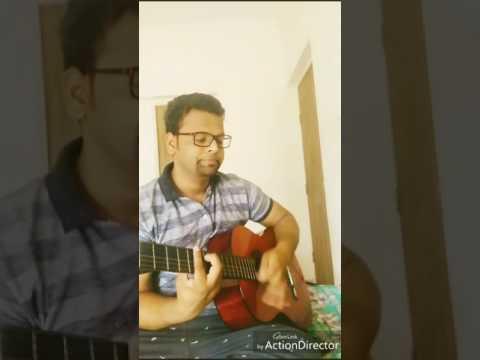 Satrangi Re   Dil Se   Shahrukh Khan   Guitar Cover   Acoustic   A R Rahman   Gulzar   Sonu Nigam