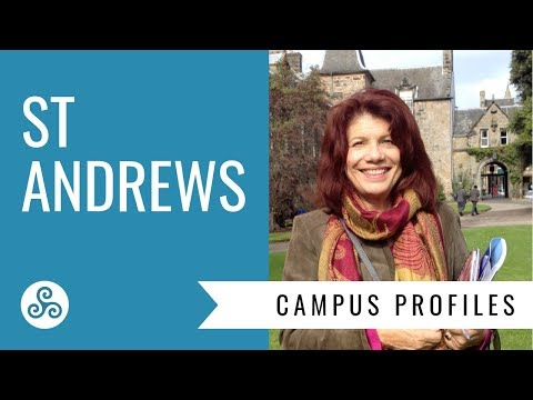 University of St. Andrews, Scotland - campus visit with American College Strategies