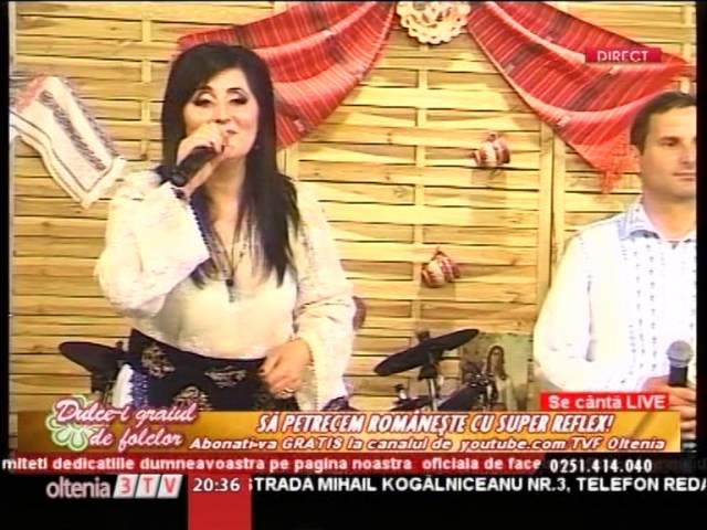 Marina Bucosu si Marian Balaci Super Reflex   Super colaj live muzica populara si de petrecere nou 2