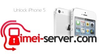 Unlock iPhone 5 AT&T by IMEI