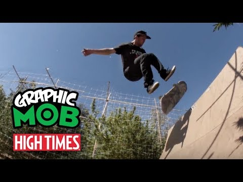 Graphic MOB x High Times: Brad McClain | Fresh Crop