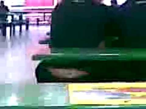 Big Ass In Supermarket Food Court video