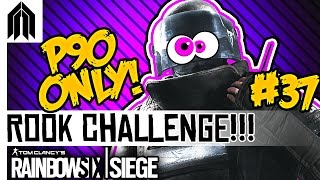 Rainbow Six Siege Funny Moments! - Rook Challenge, Fuze Teamkill, Fail Breach & Quad Feed