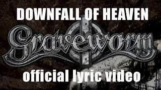 GRAVEWORM - Downfall of Heaven (lyric video)