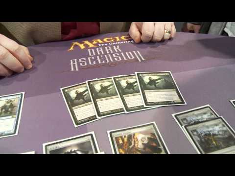 Pro Tour Dark Ascension Deck Tech: Tezzeret with Shouta Yasooka