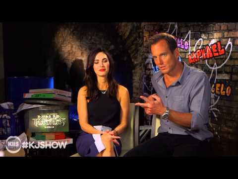 Kyle And Jackie O Sit Down With Megan Fox And Will Arnett