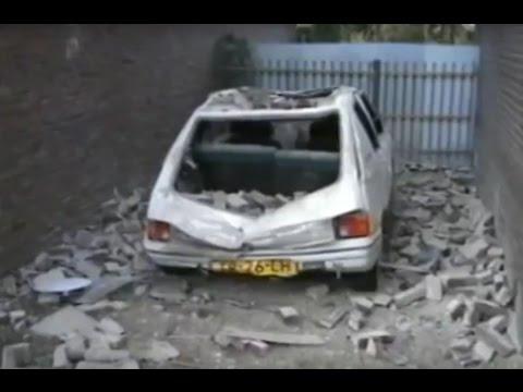 Aardbeving treft Limburg  (1992)