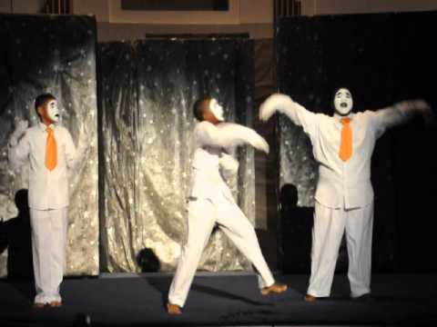 2010 HSBC MIME (GOD'S SILENT VOICES) CONCERT - A KING IN YOU