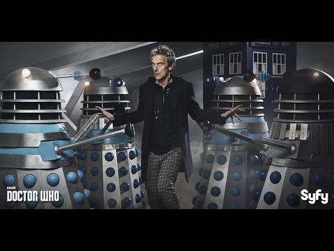 Peter Capaldi & Brian Minchin de Doctor Who en Vivo desde LA MOLE Comic Con Internacional