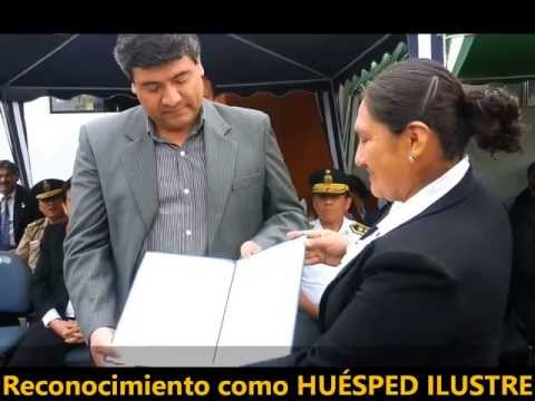 Wilder Ruiz Loayza-Reconocimiento por su labor Parlamentaria.