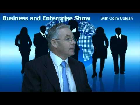 Con Dolan Chartered Accountant  spoke to Colm Colgan on the Business & Enterprise Show