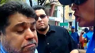 Download Lagu Botan como Bolsa a Luis Vega Ramos de Protesta (ABR 28 2017) Gratis STAFABAND