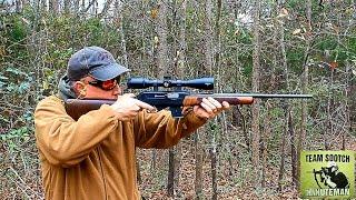 CZ 512 American 22 Magnum Semi Auto Rifle